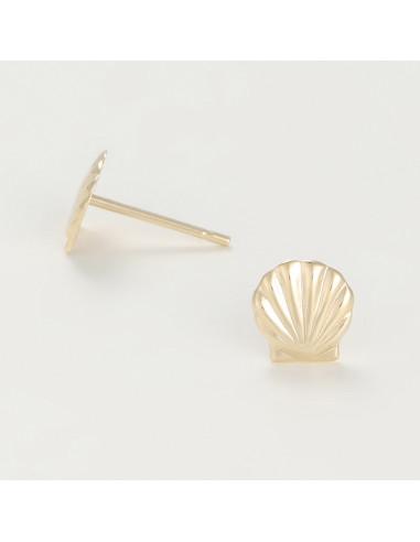 Bracelet bracelet Barrette Or Rose 375/1000 Zirconium