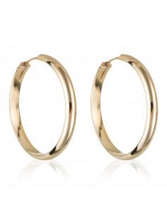 Bracelet bracelet Charme Or Bicolore 375/1000