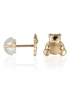 Pendentif Croix Vérité Or Blanc 375/1000 Zirconium