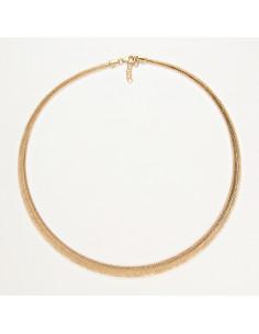 Pendentif Flor Or Jaune 375/1000