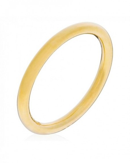 Bague Modestie Or Jaune 375/1000