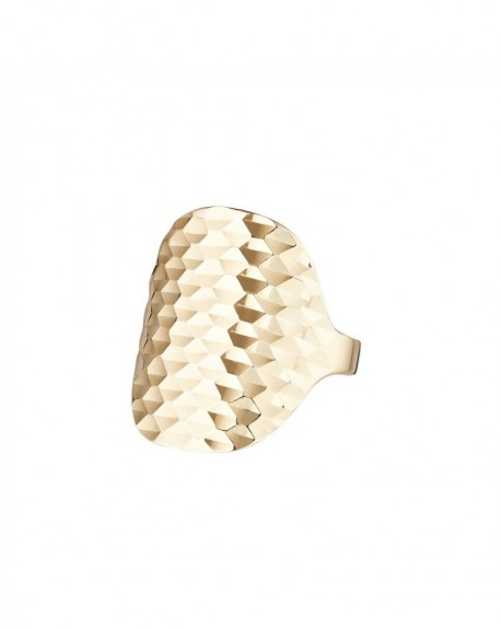 Bague Armadillo Or Jaune 375/1000