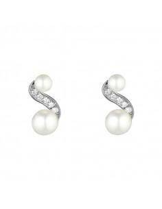 Bracelet Sincérité Or Jaune 375/1000 et oxyde de zirconium