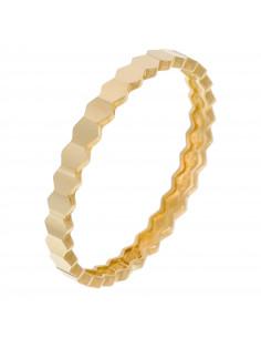 Boucle D'Oreilles blanche Perle Blanche Or Jaune 375/1000 Perle et Zirconium