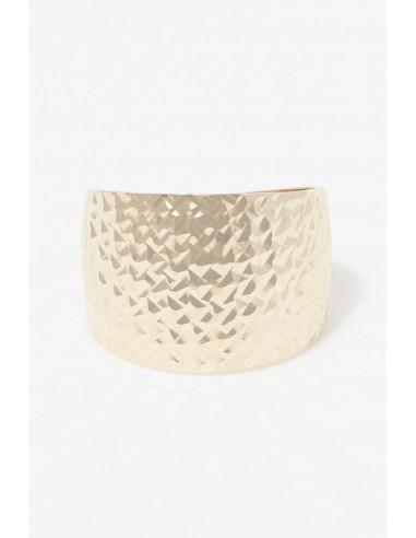 Boucle D'Oreilles buena Noche Or Blanc 375/1000 Zirconium