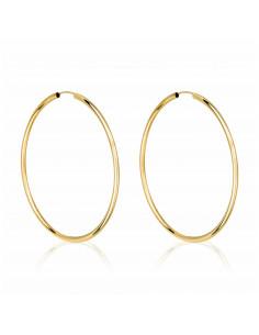 Bracelet bracelet Love Is In The Air Or Blanc 375/1000 Zirconium