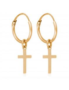 Bracelet bracelet Or Blanc 375/1000 Zirconium